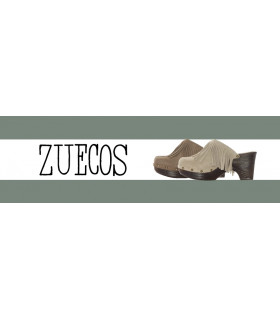 Zuecos Mujer