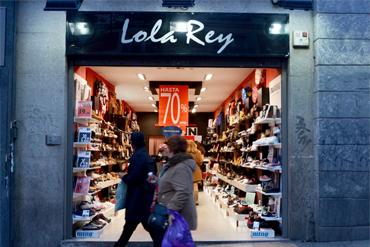 Tienda de Zapato Lola Rey Carretas 3 en Madrid