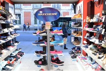 Tienda de zapatillas Lola Rey Carretas 3 en Madrid