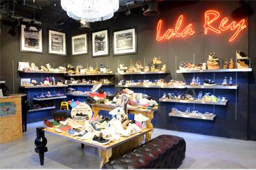 Tienda de Zapato Lola Rey Narvaez 5 en Madrid