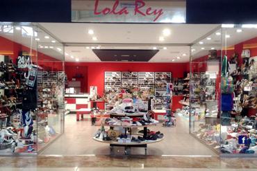 Zapatería Lola Rey Centro Comercial Parque Corredor en