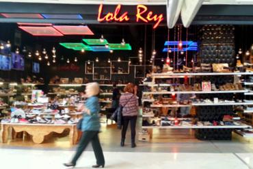 ab507960 Zapatería Lola Rey Centro Comercial Parque Sur en Leganés - Tienda ...