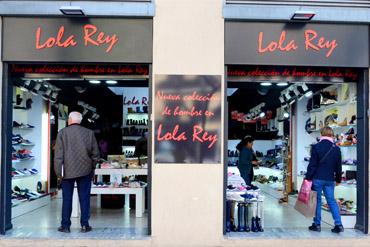 Tienda de Zapato Lola Rey Conde Peñalver 2 en Madrid