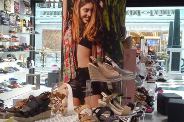 Tienda de Zapato Lola Rey Centro Comercial Plaza Norte 2