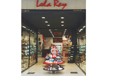 Tienda de Zapato Lola Rey Bravo Murillo 129
