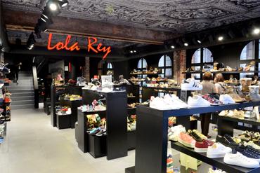 Tienda de Zapato Lola Rey Montera 2 en Madrid