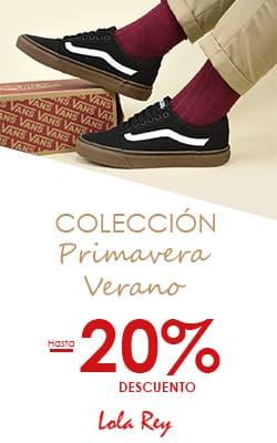 zapatillas verano 2020 hombre
