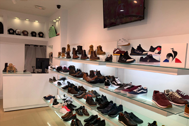 Tienda de zapatillas Lola Rey Avila